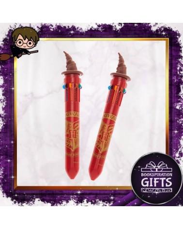 Химикалка 10 цвята Разпределителната шапка, Хари Потър