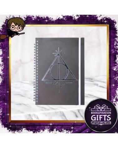 Тефтер със спирала Даровете на смъртта, Хари Потър