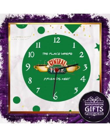 Стенен Часовник Central Perk, Приятели