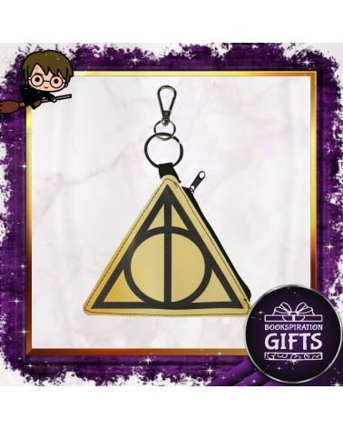Ключодържател портмоне Даровете на смъртта, Хари Потър