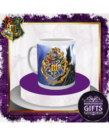 Керамична чаша Хогуортс,  Хари Потър