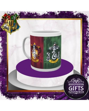 Керамична чаша домовете в Хогуортс,  Хари Потър