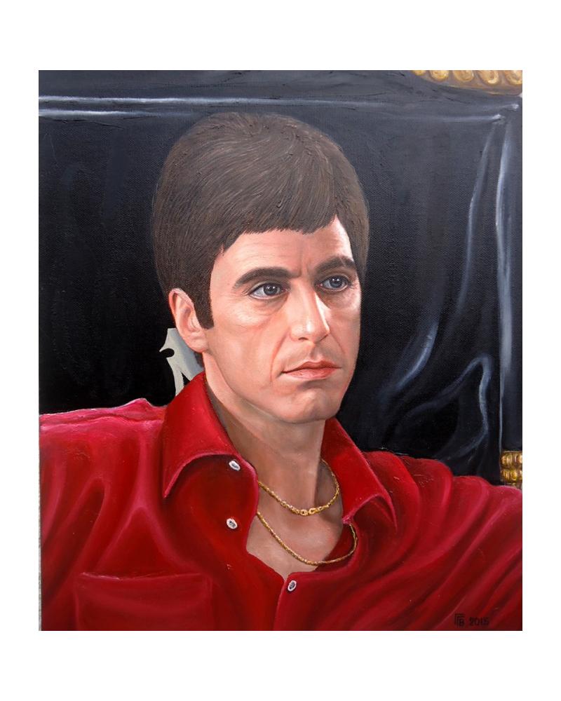 Портрет на Ал Пачино / Григор Велев