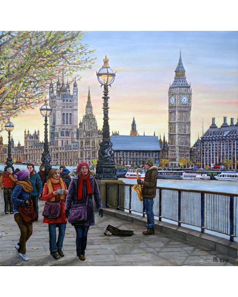 London / Grigor Velev