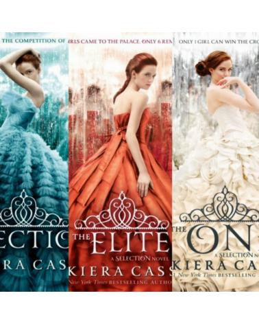 The Elite - book 2