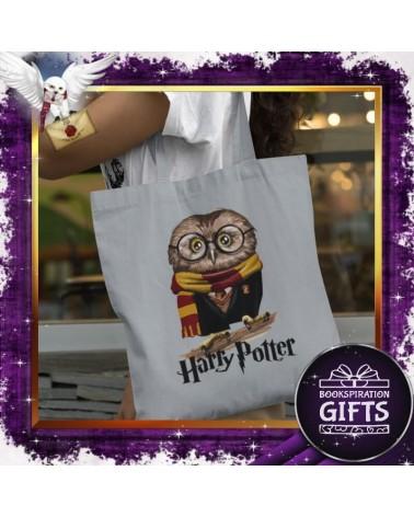 Текстилна чанта сова, Хари Потър