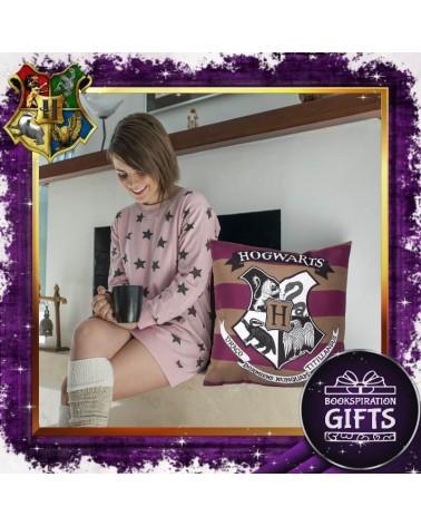 Декоративна възглавничка Хогуортс, Хари Потър