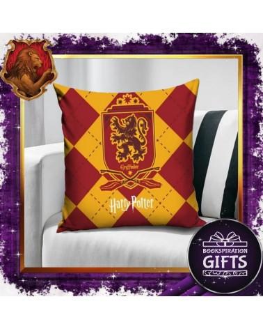 Калъфка за декоративна възглавничка Грифиндор, Хари Потър