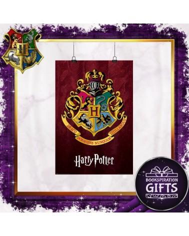 Макси плакат Хогуортс, Хари Потър