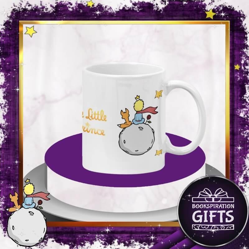 Керамична чаша Малкият принц и лисицата
