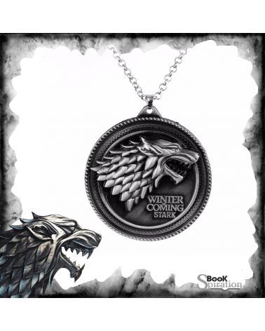 Necklace Stark, Game of thrones