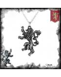 Колие лъвът на Ланистър, Игра на тронове