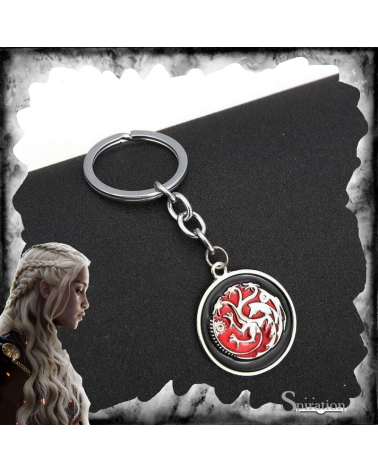 Keychain Targaryen, Game of thrones