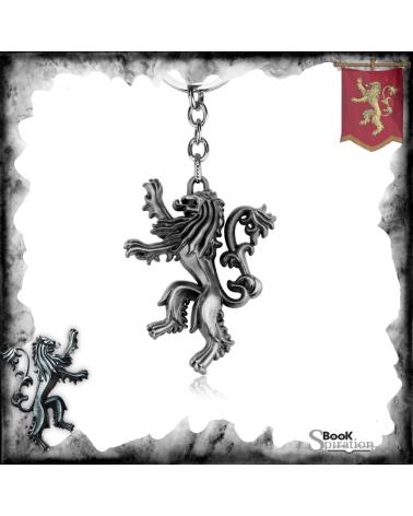 Keychain Lannister Lion, Game of thrones