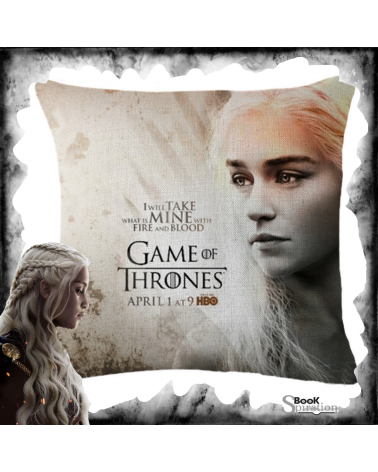 Targaryen Decorative Pillow Case, Game of thrones