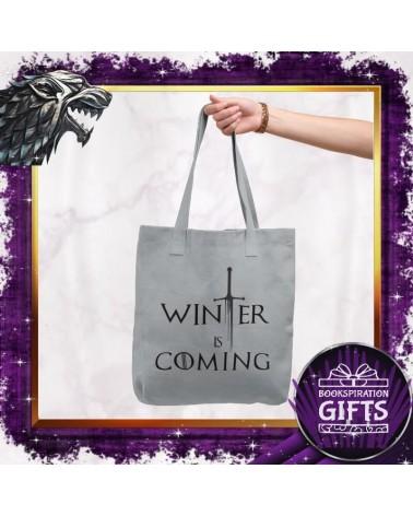 Текстилна чанта Winter is coming