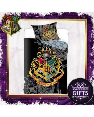 Двулицев Спален комплект Хогуортс 2 части, Хари Потър