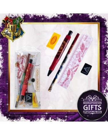 Ученически комплект Хогуортс, Хари Потър 5 части