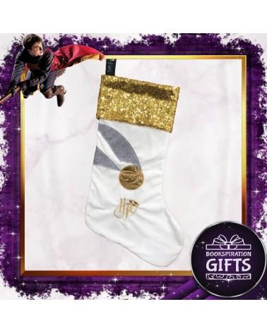 Голям Коледен Чорап Златен снич, Хари Потър