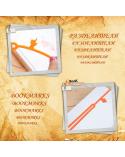 Silicone Finger Bookmark