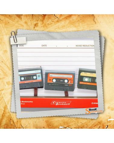 Книгоразделител ретро касетка, модел 2