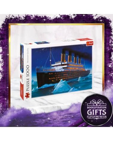 Пъзел Титаник, 1000 части