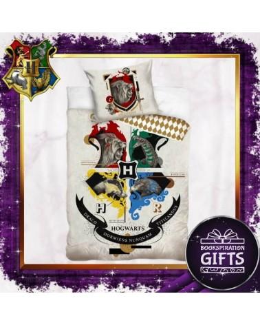 Двулицев спален комплект домовете в Хогуортс, Хари Потър