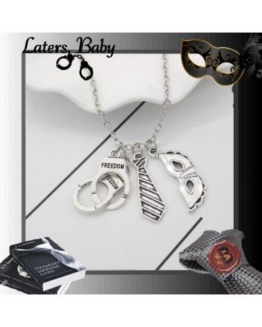 Necklace 50 shades of Grey