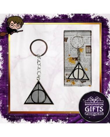 Ключодържател Даровете на смъртта в кутия, Хари Потър
