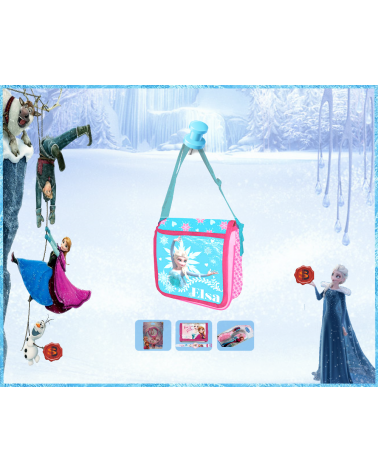 Gift Set Elsa Bag Frozen Disney