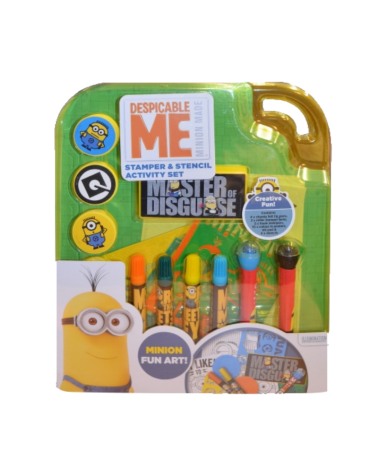 Despicable Me Minion Activity Set