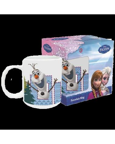 Porcelan Mug Olaf Frozen Disney