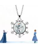 Olaf Necklace Frozen Disney