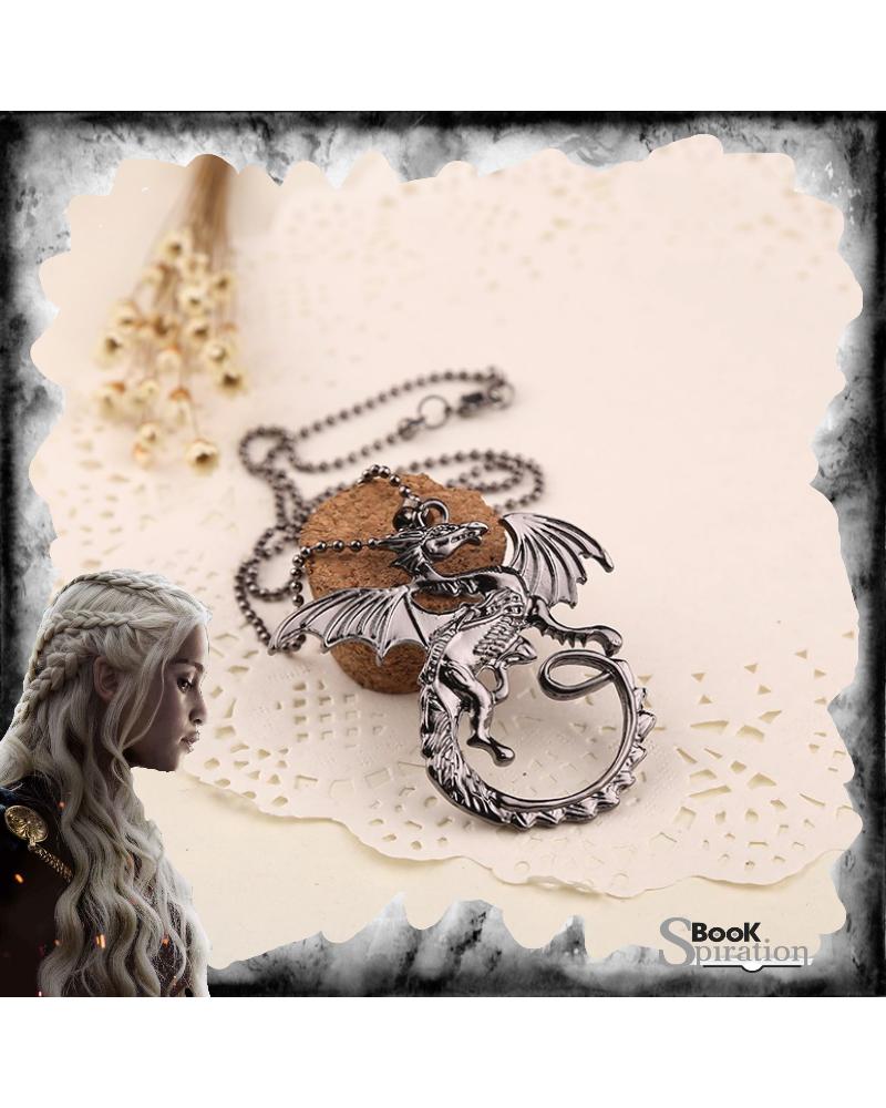 Necklace Targaryen dragon, Game of thrones