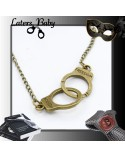 Necklace Handcuffs 50 shades of Grey