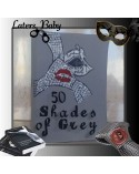 Book case 50 shade of grey