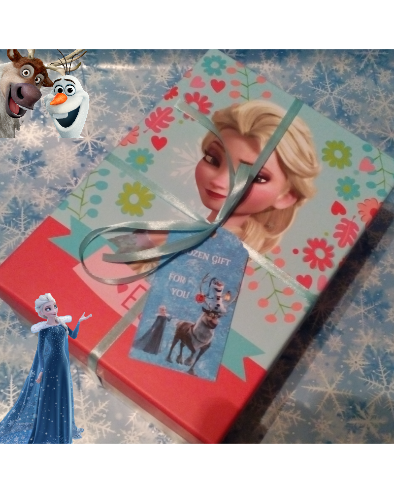 Gift Set Medium Box Frozen Disney