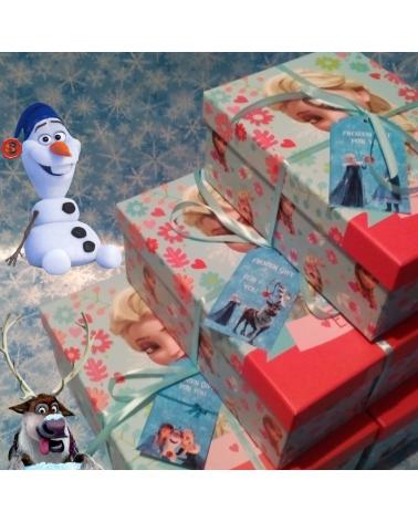 Gift Set Big Box Frozen Disney