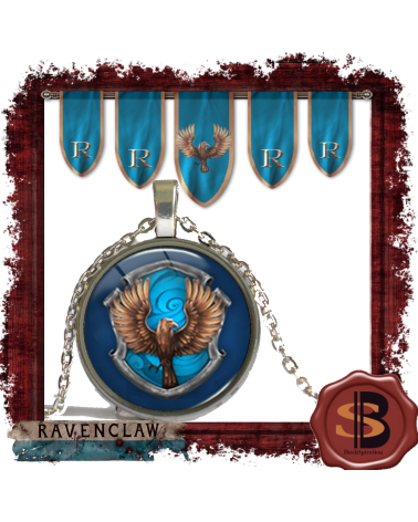 Ravenclaw Necklace, Harry Potter