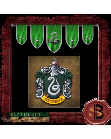 Подложка за чаша Слидерин, Хари Потър