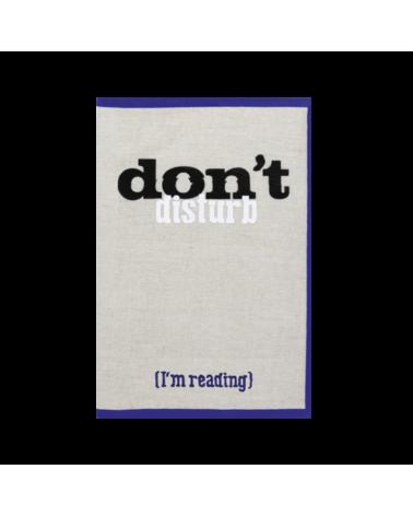 Fabric Book Case - I'm reading