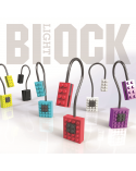 Block reading light