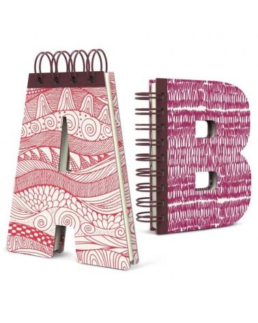 Alphabooks Note books-quaderno Binder