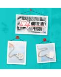 Колие сърце You are my person, Анатомията на Грей, Анатомията на Грей