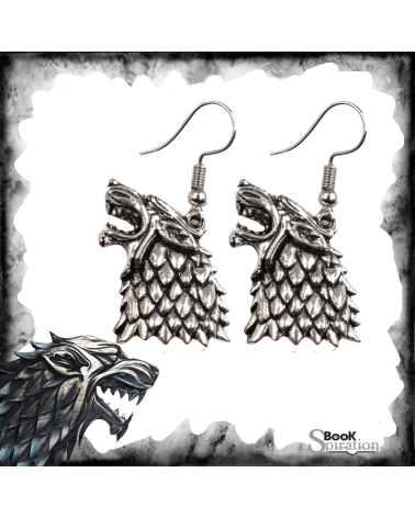 Stark Earrings Game of Thrones