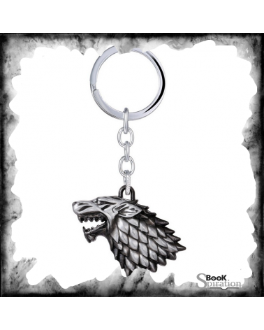 Keychain Stark Wolf, Game of thrones