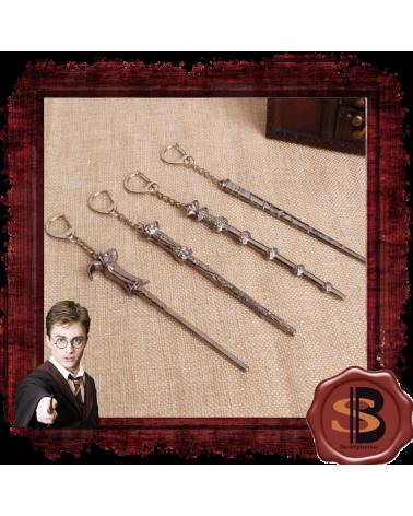 Magic Wand Keychain, Harry Potter