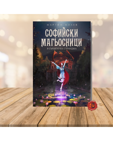 Софийски магьосници - книга 2: В сърцето на Странджа