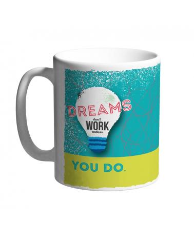 Порцеланова чаша - Dreams don't work...