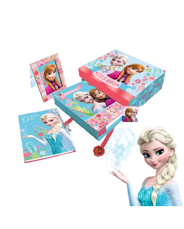 Gift Set diary album Frozen Disney